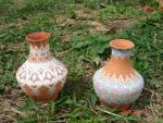 Керамическаие вазы