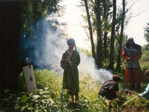 лагерь Безнен Тарих