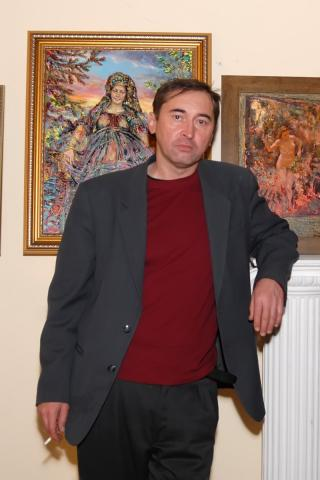 художник Анвар Сайфутдинов